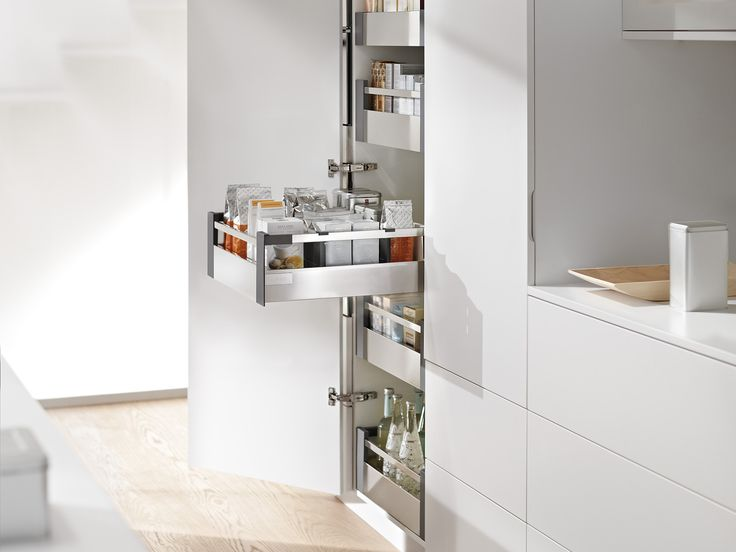 TANDEMBOX antaro Inner pull-out height C with single gallery0