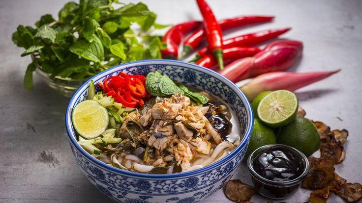 Assam Laksa | Asian Food Channel