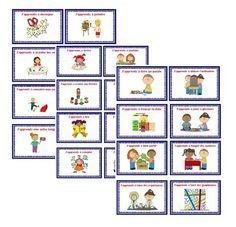 Dire aux enfants ce qu'ils apprennent...même en maternelle - Le coffre de crapi…