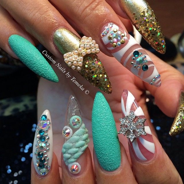 28364 best Nueva nails images on Pinterest | Nail scissors, Cute ...