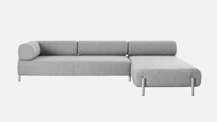 Check out the Palo Corner Sofa Left on Hem. Designs That Inspire.