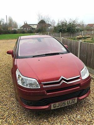 eBay: Citroën C4 VTR Plus HDI - 1.6L - Spares or Repairs #carparts #carrepair