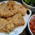 Chicken Parmesan Goes Light | Red Tricycle