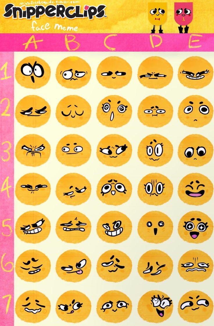 Snipper Clip expressions