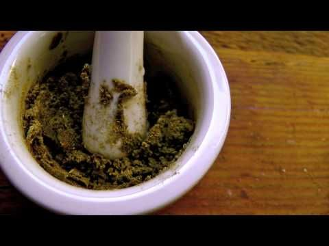 Learn how to make cone incense. It's a fun and easy way to to make incense without the harmful chemicals.