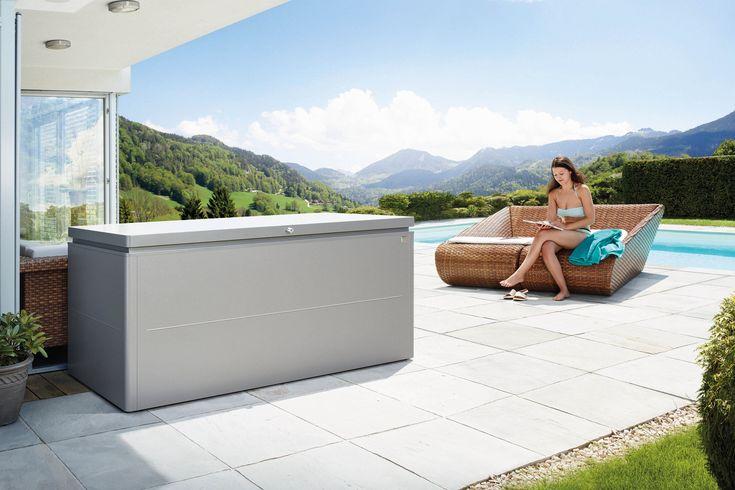 die loungebox in der neuen größe 200 | biohort produkte, Hause und garten