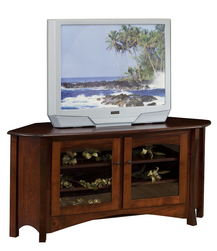 1000 Ideas About Corner Tv Cabinets On Pinterest Wood