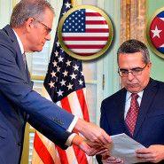 #EstadosUnidos anuncia la reapertura de su #embajada en #Cuba #diplomacia #LaHabana #Washington #BarackObama #RaúlCastro #gobierno #política #méxico #argentina