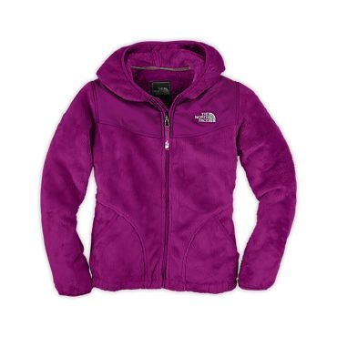 For Julie - The North Face Girls' Jackets & Vests GIRLS' OSO HOODIE