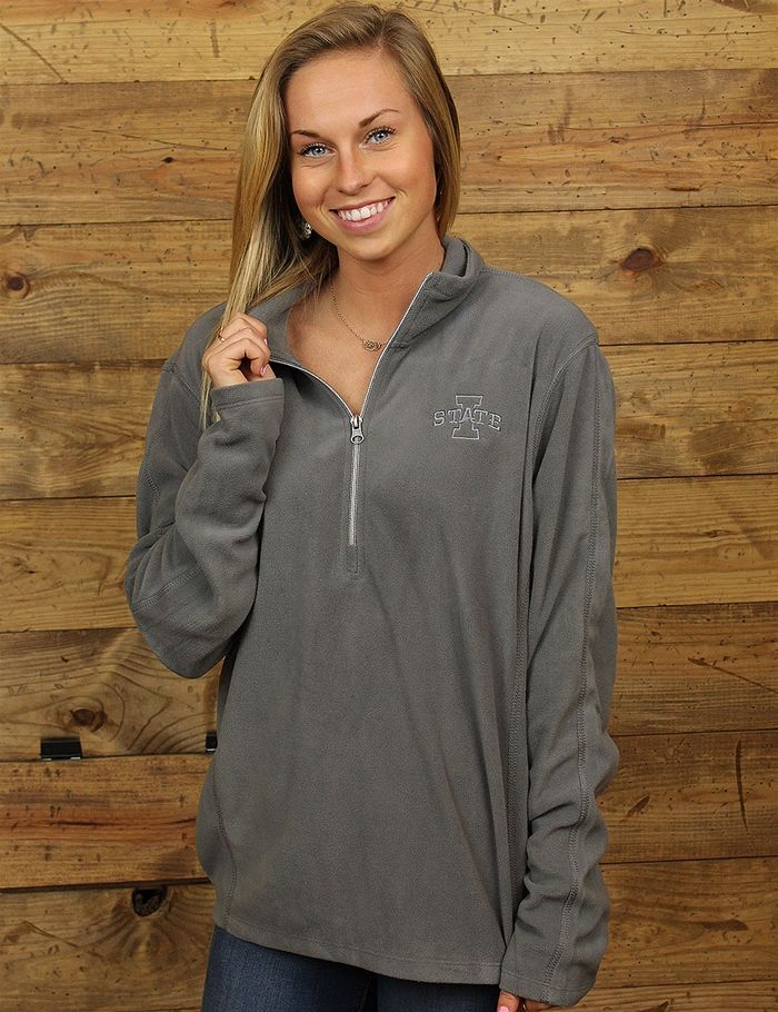 Calling all Cyclones Check out this I State quarter zip...its ready to cheer on your Iowa State with you