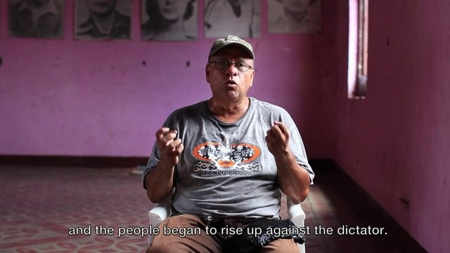 Sandinistas is a short documentary that provides an insight into the Nicaraguan Revolution.