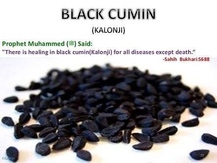 Black cumin/Kalonji
