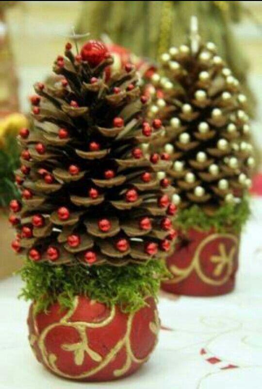 Mejores 31 imgenes de navidad en pinterest artesana artesanas made with pineapples do it yourself diy solutioingenieria Image collections