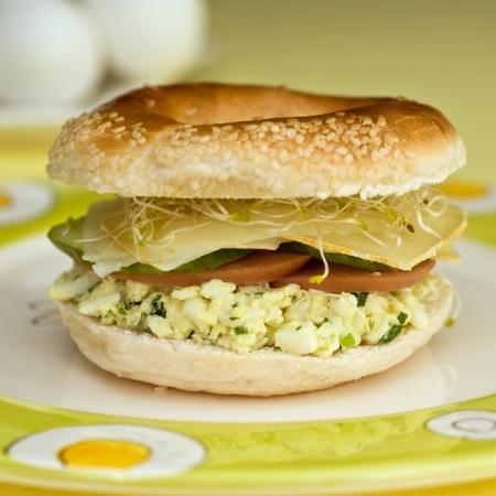 Egglicious La Tomme des Demoiselles