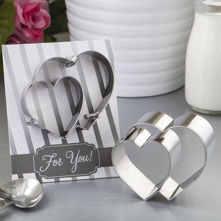51 Best Heart Themed Wedding Favors Images On Pinterest