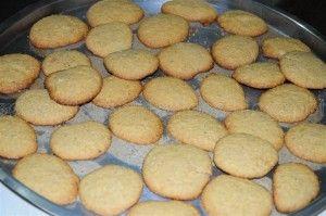 Biscoito com Leite de Coco - Sem Glúten | Sem Lactose