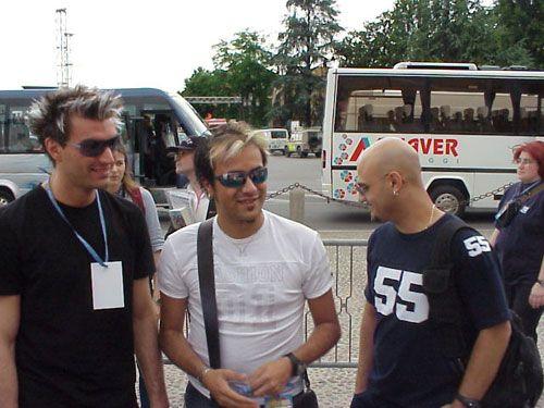 Eiffel 65 Festivalbar 2001