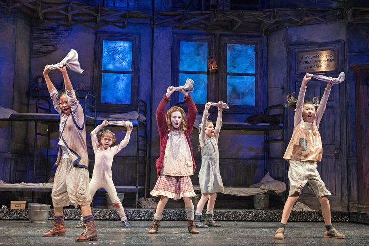 A timeless tale fitting for the holidays gets an all-new update that's just as joyous. Don't miss Annie, playing this month at Paper Mill Playhouse.