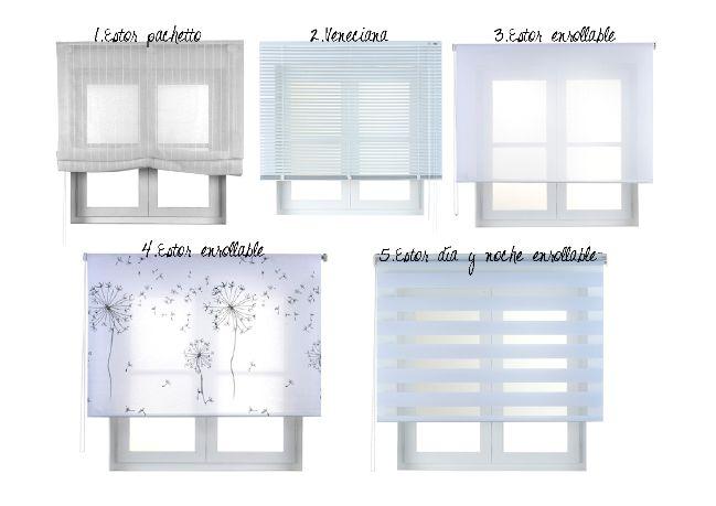 130 mejores im genes sobre products accesories en - Sistemas de cortinas y estores ...