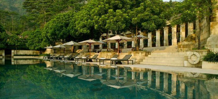 Amanjiwo hotel yogyakarta
