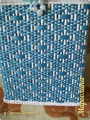 Поделка изделие Декупаж Плетение Схемы для ситца -3 и абажуры Бумага Бумага газетная Трубочки бумажные фото 7