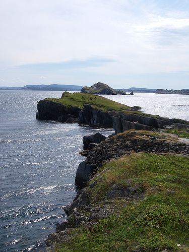 Mad Rock Trail, Bay Roberts NL by deanspic, via Flickr