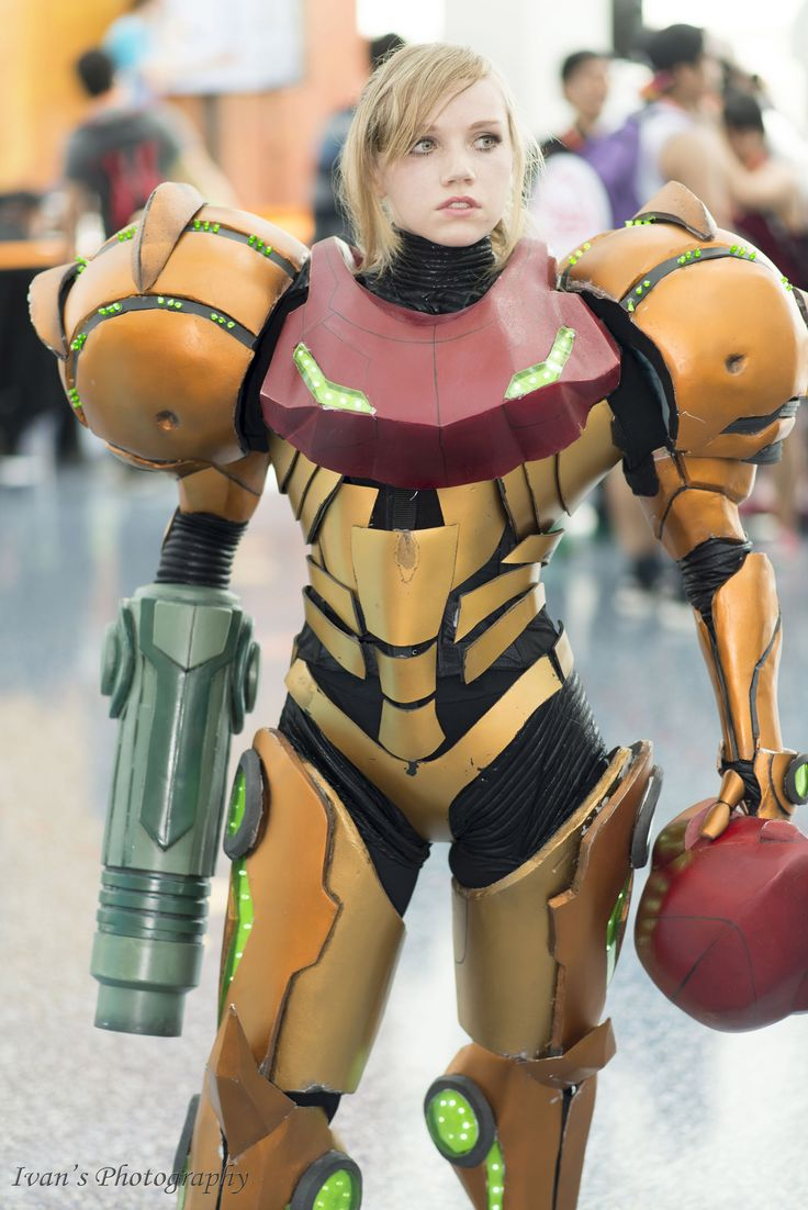 Samus (Metroid) | Anime Expo 2016