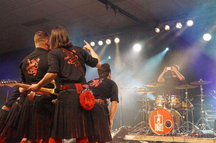 BONNDORF Bilder - Red Hot Chilli Pipers in der Stadthalle Bonndorf | SÜDKURIER Online