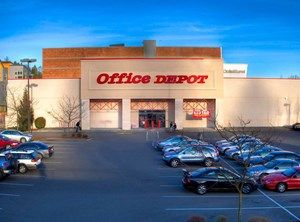 Office Depot University Village in Seattle, a Loja Real Estate property