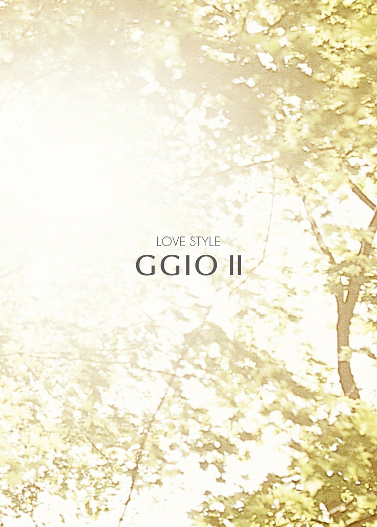 LOVE STYLE GGIO2    2012 S/S COLLECTION