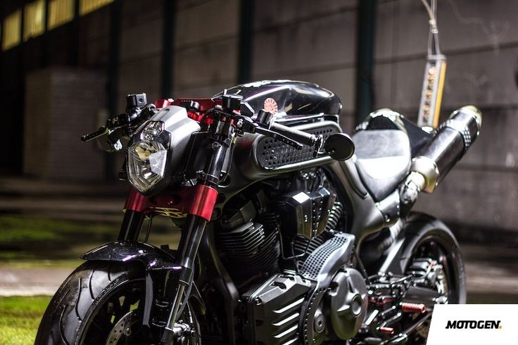 Permalink to Yamaha Cafe Racer
