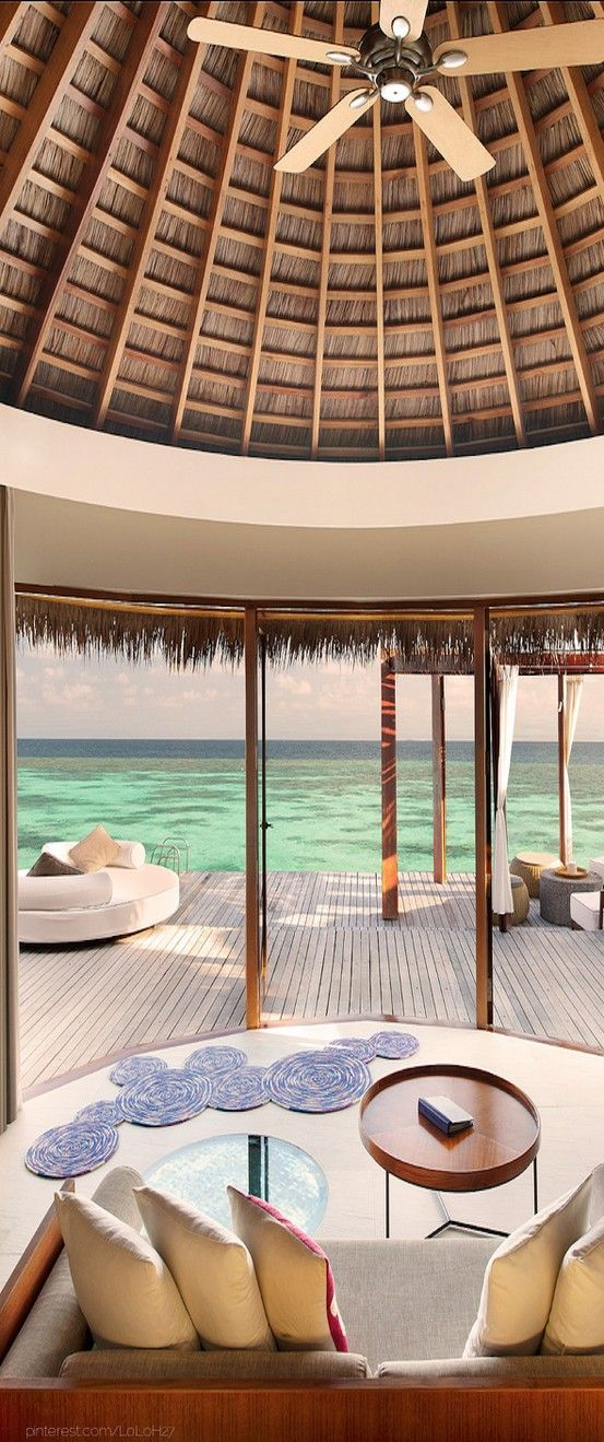 Ocean Oasis Resort at W Maldives  - Explore the World with Travel Nerd Nici, one Country at a Time. http://TravelNerdNici.com