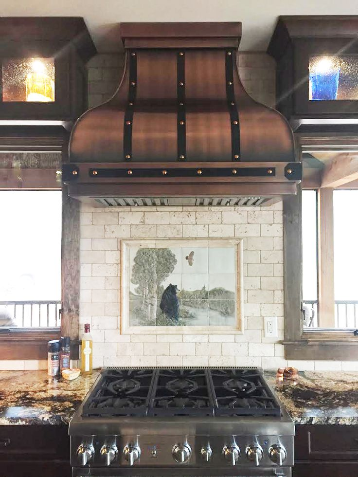 1000+ Ideas About Custom Range Hood On Pinterest
