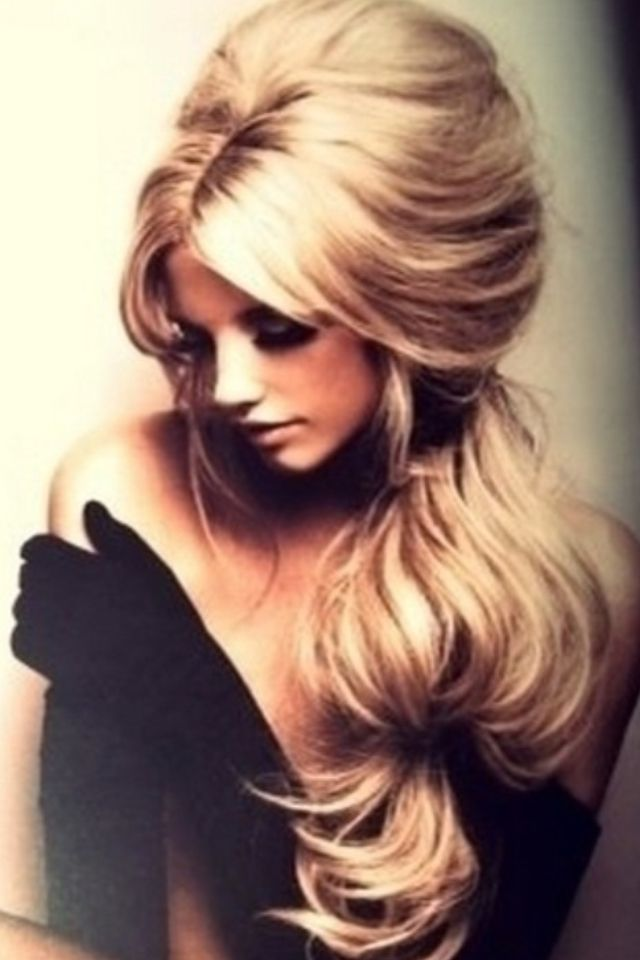 I want to be able to do this with my hair<3