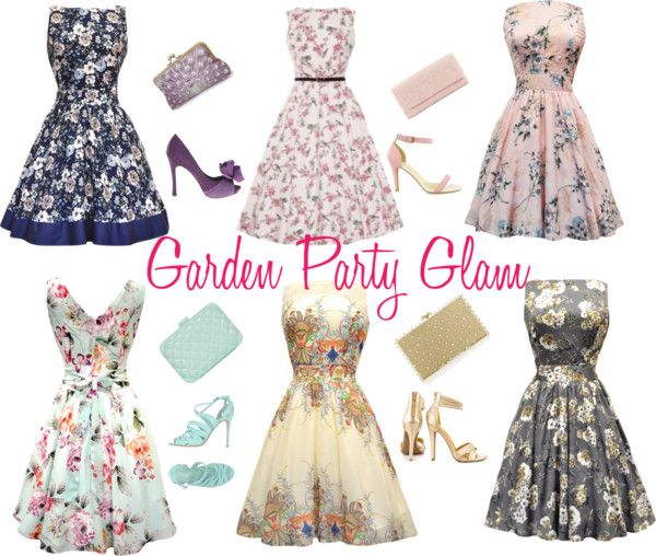 25 Cute Garden Party Outfits Ideas On Pinterest