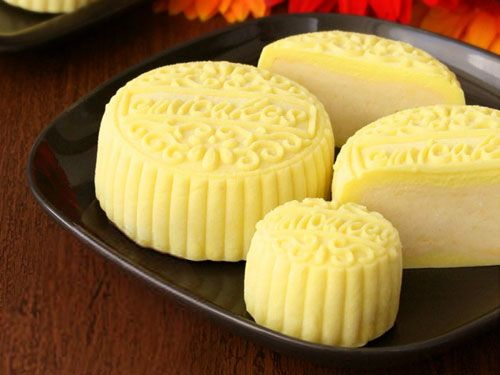 Recipe: Durian Moon Cake