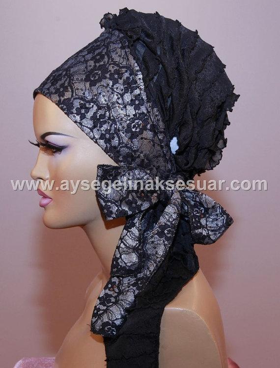 Ready To Wear Hijab  Code HT0042 by aishasbridal on Etsy, $11.50