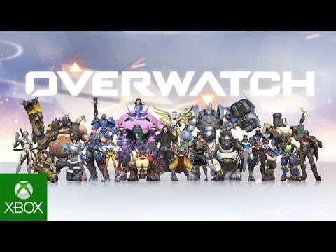 Overwatch Gameplay Trailer #2 - YouTube
