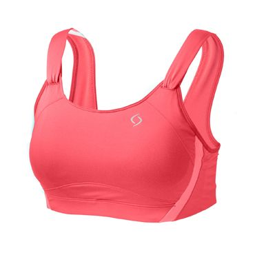 Loving this #maternity sports bra.  Drop-down straps make it perfect for postpartum breastfeeding, too!