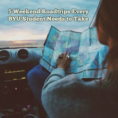 5 Roadtrips for BYU College Students