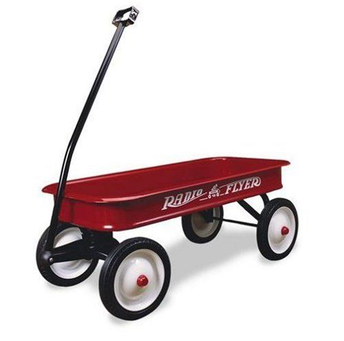 Little Red Wagons - Radio Flyers - The Perfect Gift Store