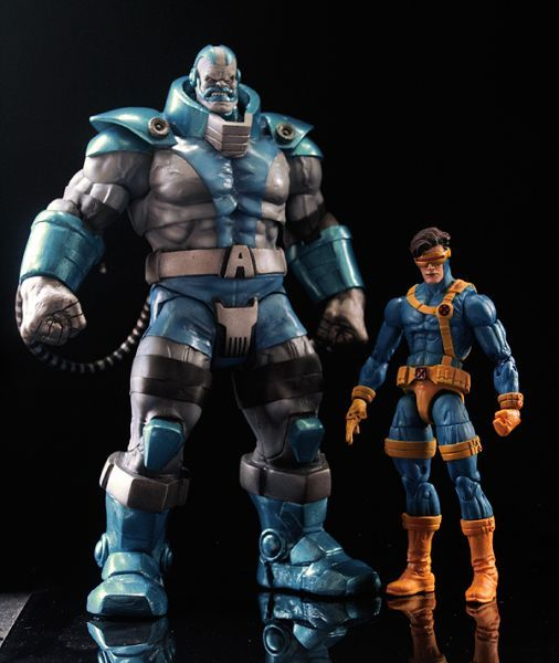 Marvel UNIVERSE : figurines marvel au 1/18è