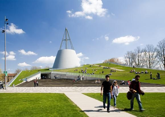 Delft University of Technology among greenest in the world