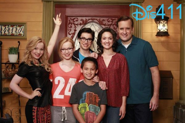 """Liv And Maddie"" Episode ""Dodge-A-Rooney"" Airs On Disney Channel November 3, 2013"