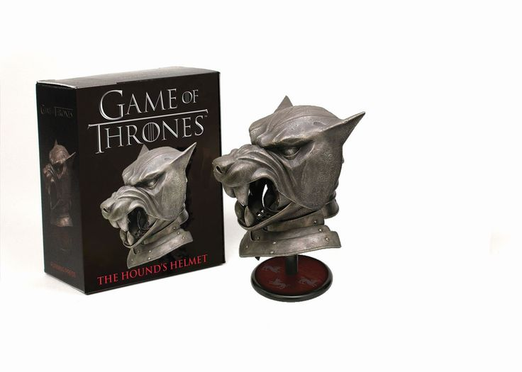 Game of Thrones The Hound's Helmet