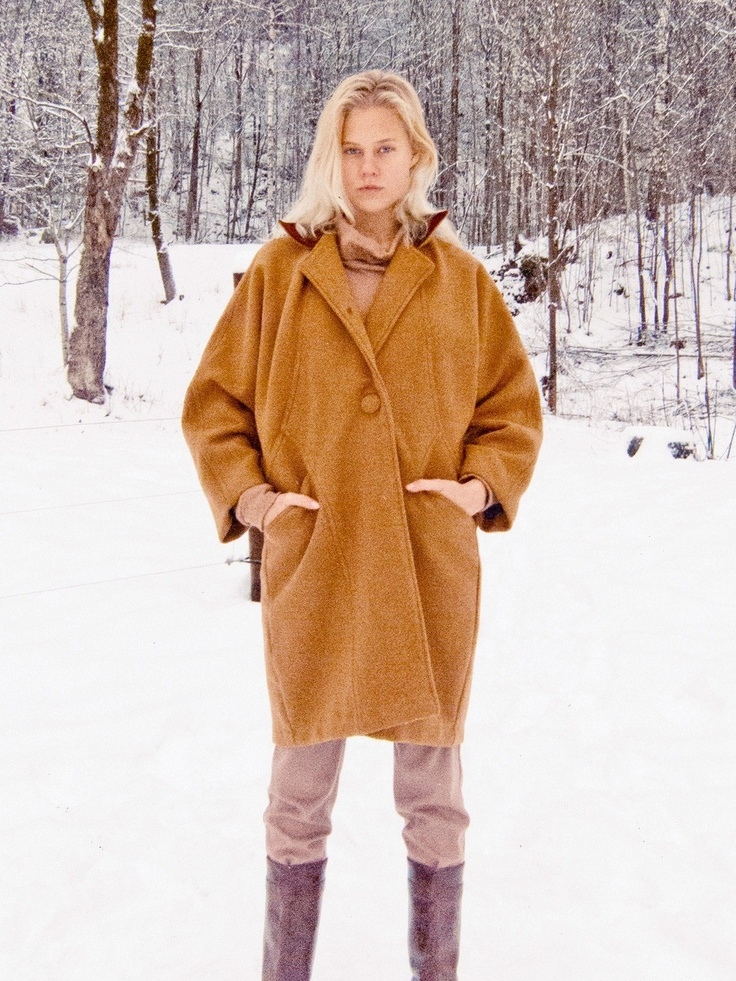 31 best Long Wool Coats images on Pinterest   Wool coats, Long ...