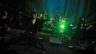 slank concert in Jakarta