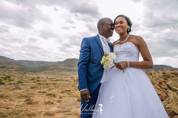 Mudboots Wedding – Richard and Bongi Sterkspruit