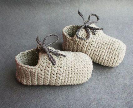si te encantar tejer te damos algunas ideas para crear zapatitos increbles para tu tesoro