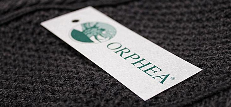 Orphea Clothes Protectors don't mark or stain, so are safe to tuck inside or place on your garments.